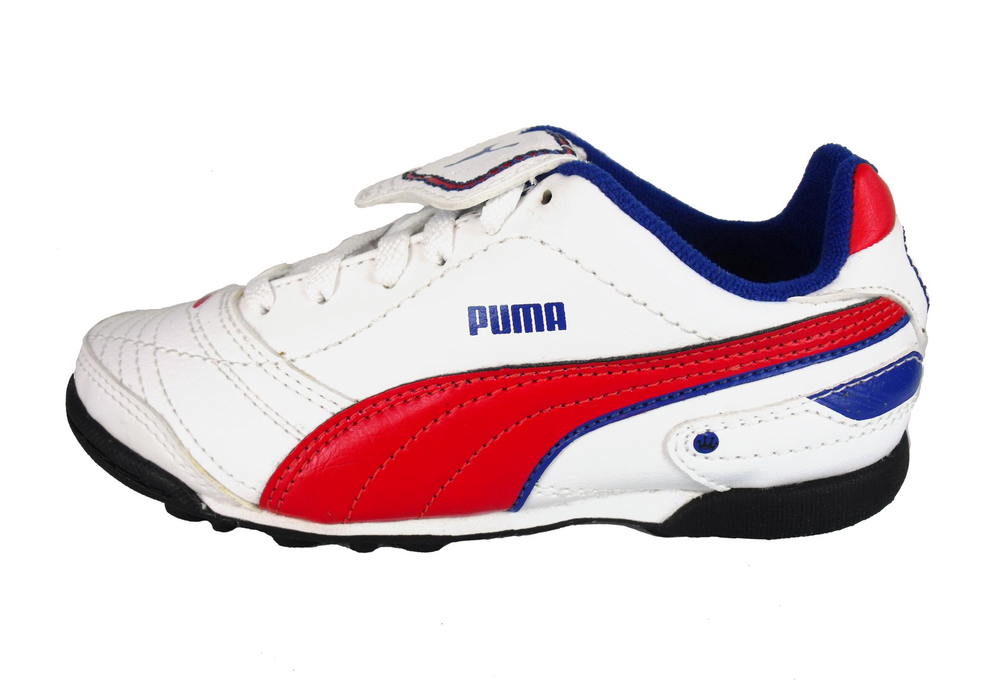 993ee8cf9bd944 Boys Puma Football Astro Turf TT Trainer Esito Finale Soccer Trainers  Astros New