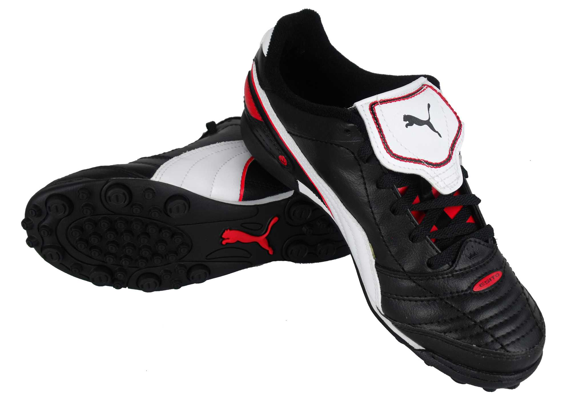 98a1183fe33816 Boys Puma Football Astro Turf TT Trainer Esito Finale Soccer Trainers  Astros New