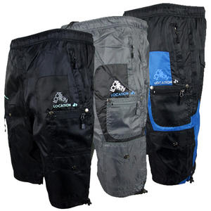 Mens Location Interstellar Cargo Shorts Preview