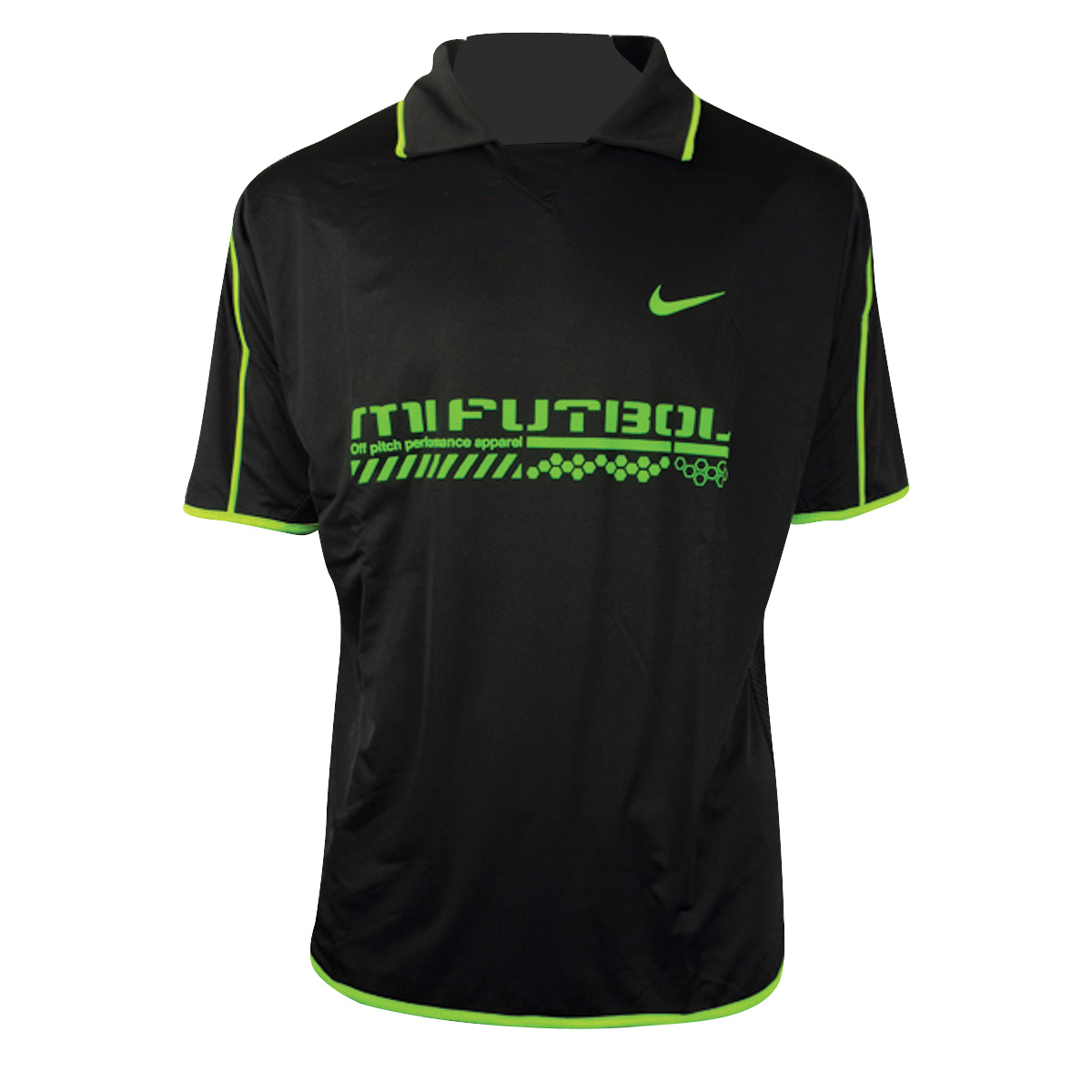 Mens nike dry dri fit football running shirt training top for Best athletic dress shirts