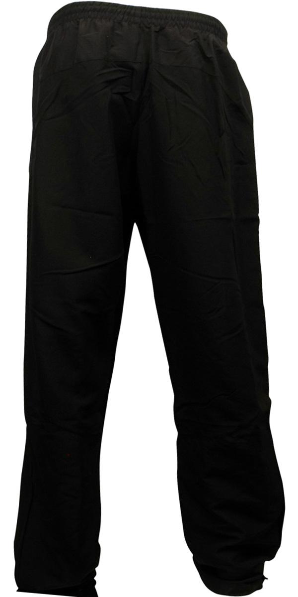 Mens Puma Powercat Black Tracksuit Track Pant Pants Open