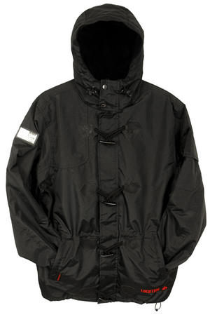 Mens Location Rada Hooded Jacket Preview