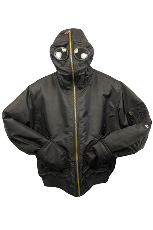 Mens Location Galactic Airmans Waterproof Goggle Jacket