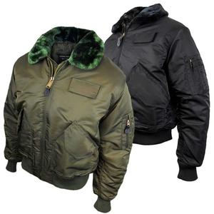Mens Location MA2 Military Flight Jacket Preview