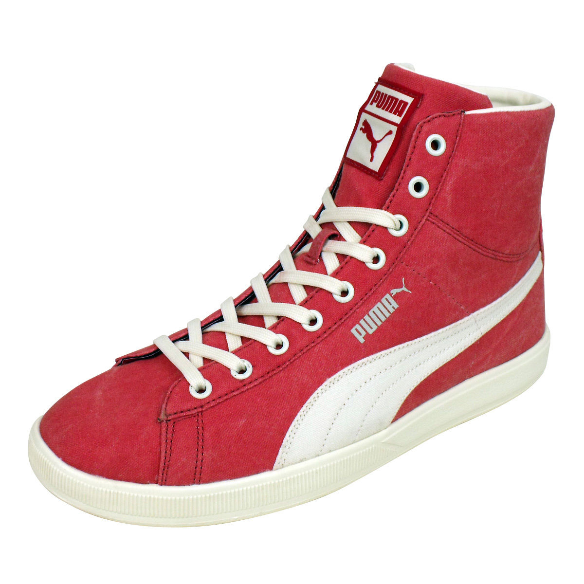mens puma archive mid lite cvs hi top tops boot trainers