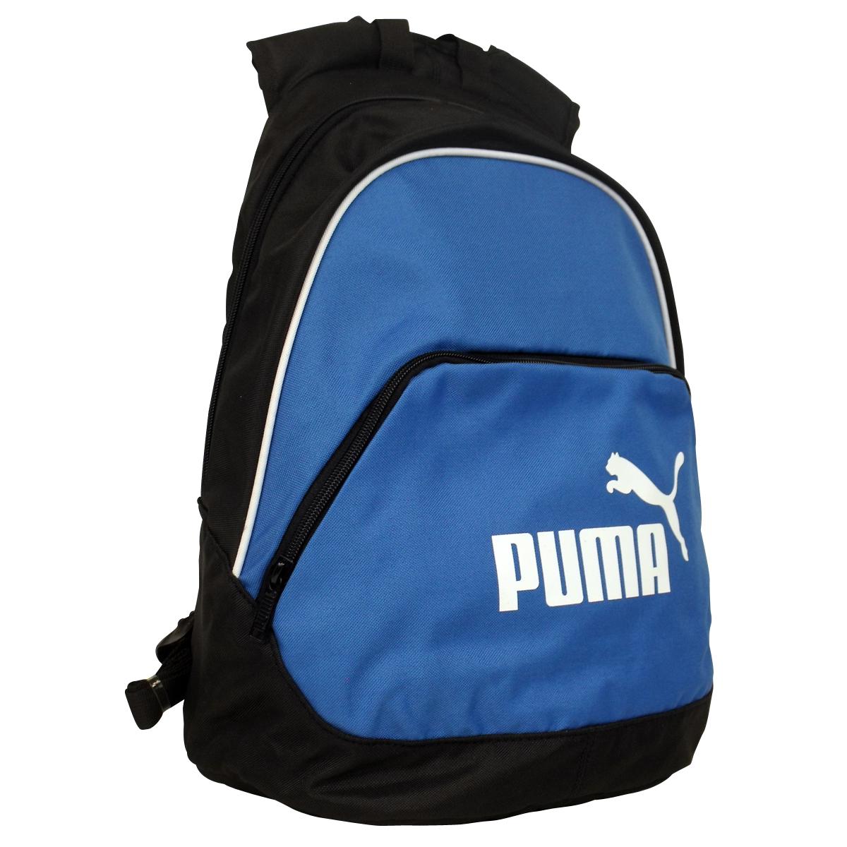boys puma student school rucksack backpack mens work bag