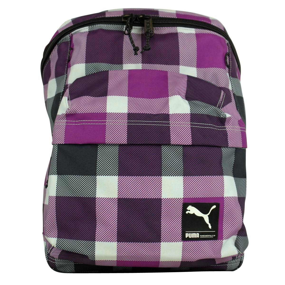 Boys Puma Student School Rucksack Backpack Mens Work Bag Girls Unisex Sports - eBay