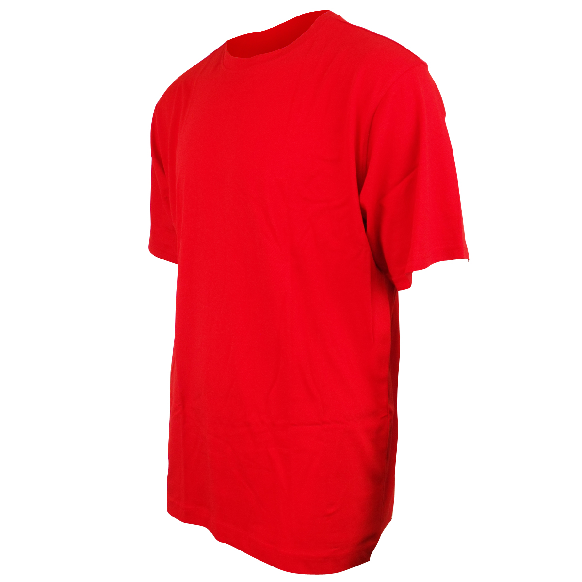 Mens Nike Retro Red Cotton Tee T Shirt Running Training