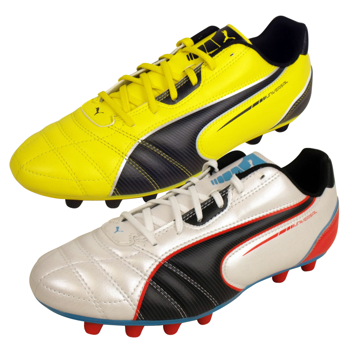 Mens Boys Puma Universal FG Firm Ground Football Boots Soccer Cleats Boot  New 7c8d6be449b5c