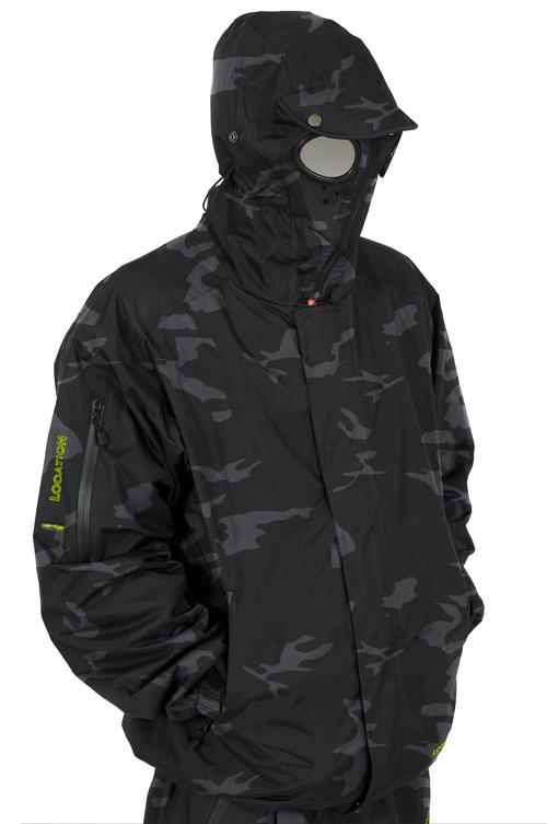 Mens Location Sentinel Goggle Jacket Buy Online