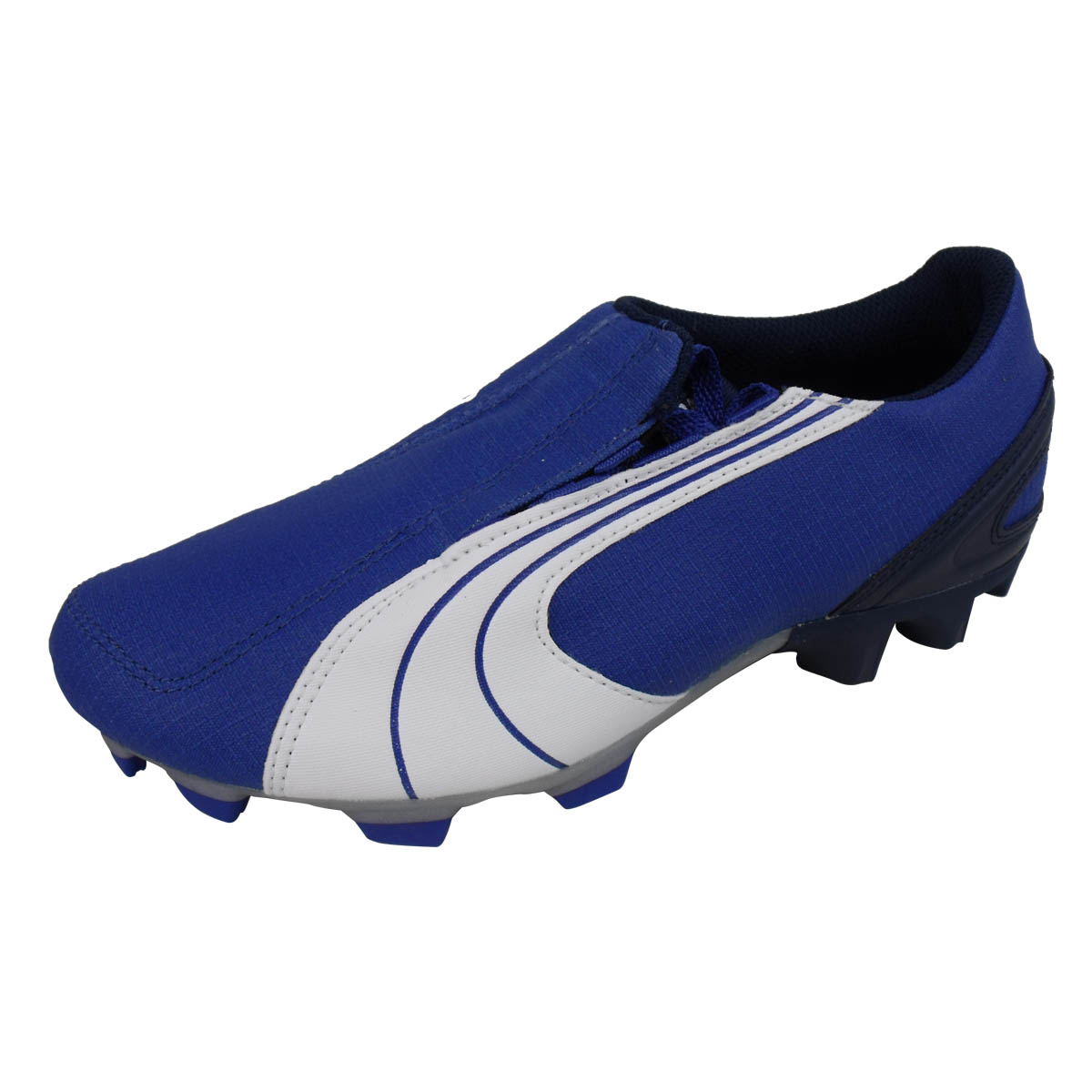 988e0e81872 Boys Puma FG Firm Ground Football Boots Junior Sizes Kids Soccer Boot Size  10-6