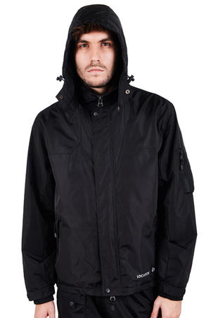 Mens Location Hunter Hooded Waterproof Jacket Preview