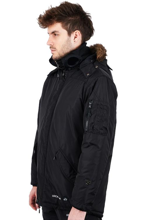 c368b19f67ba0 Mens Location Hunter Krigs One-10 Parka Jacket Waterproof Goggle Winter  Coat New