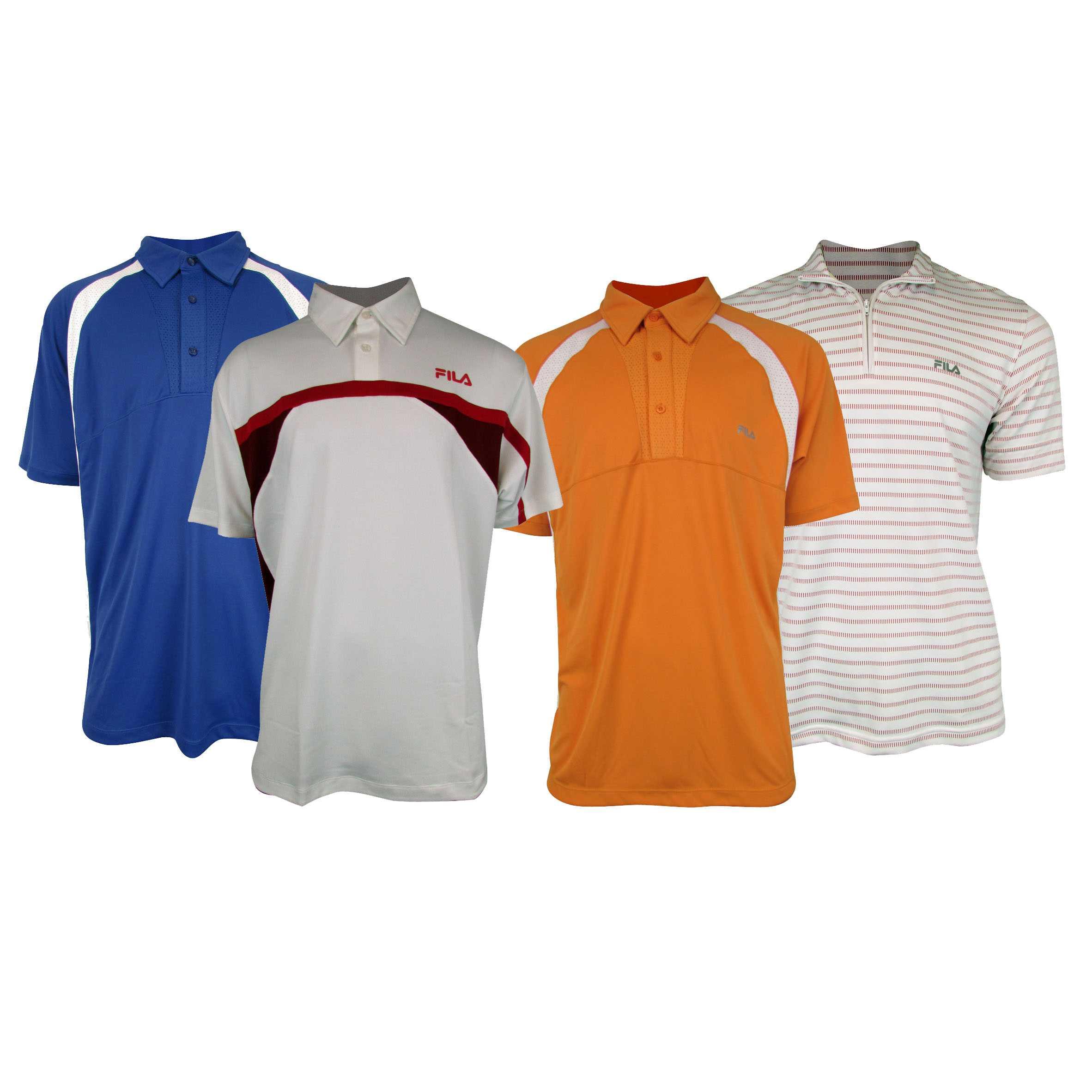 Détails sur FILA Pour Homme Vintage magliette Classic PIQUE POLO SHIRT tee t shirt top de tennis Années 80 afficher le titre d'origine