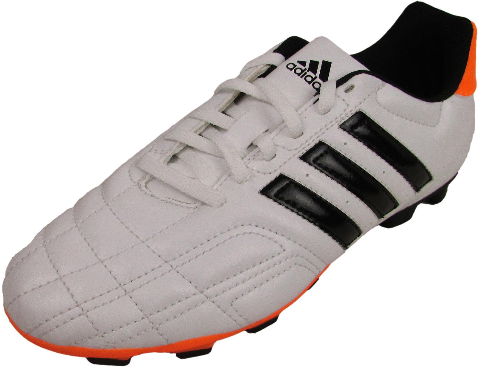 Boys Adidas FG Firm Ground Football Boots Junior Sizes Soccer Boot Kids UK 8 -7 20c220e3b8a4