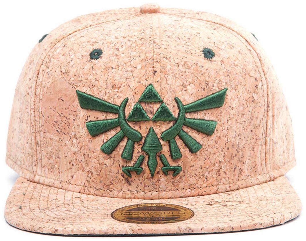 Sentinel Legend Of Zelda - Embroidered Green Royal Crest Logo Snapback Cap ab9ed9d91c6