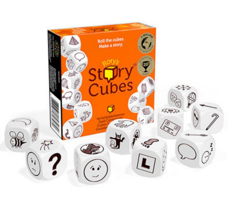 Image result for story telling dice