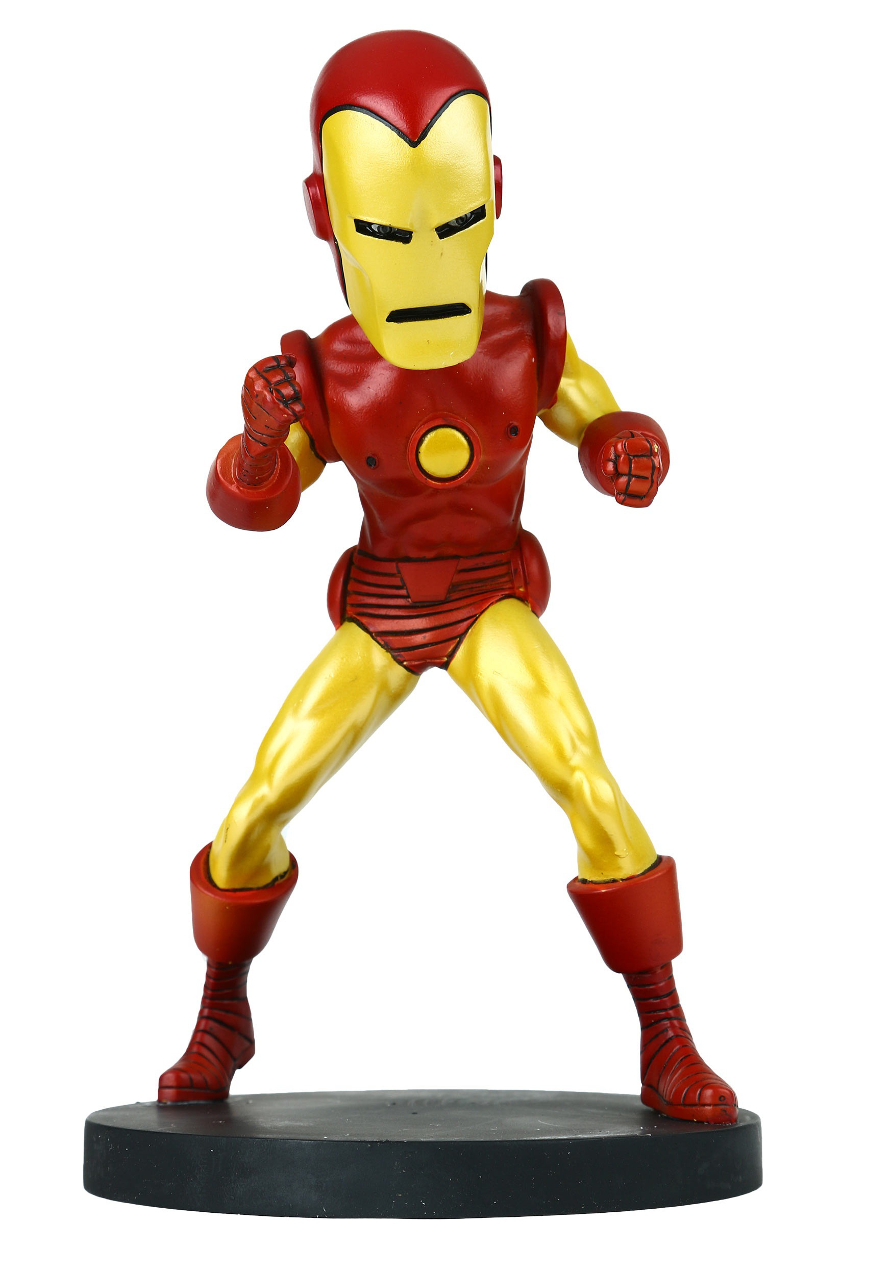 Details about Neca - Marvel - Classic Iron Man Extreme Headknocker