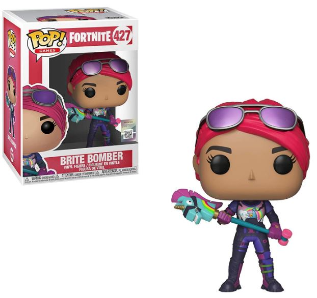Cuddle Team Leader /& Love Ranger Fortnite Funko Vynl Standard Toy Multicolor