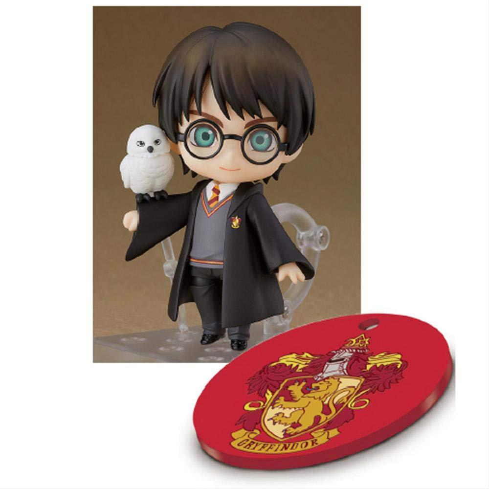 """Nouvelle série NECA 2 Harry Potter 7/"""" Figurine avec Hedwig baguette et base"""