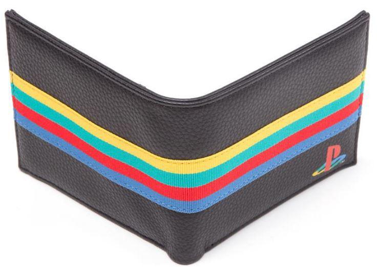 colori e suggestivi colore n brillante Vendita scontata 2019 Dettagli su Sony PLAYSTATION - Tessitura Design - Uomo Piegato in Due  Multicolore