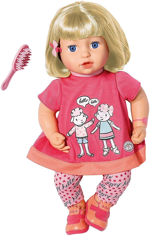 Baby Annabell 700662 - Talk Back Julia - 43cm Doll   eBay