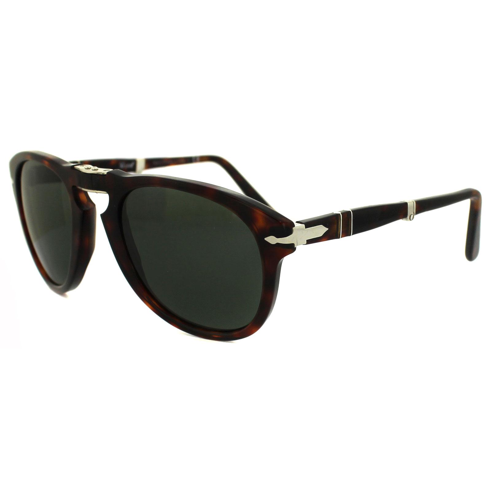 Persol PO0649 Sonnenbrille Havana 24/31 52mm hd4uXYQ