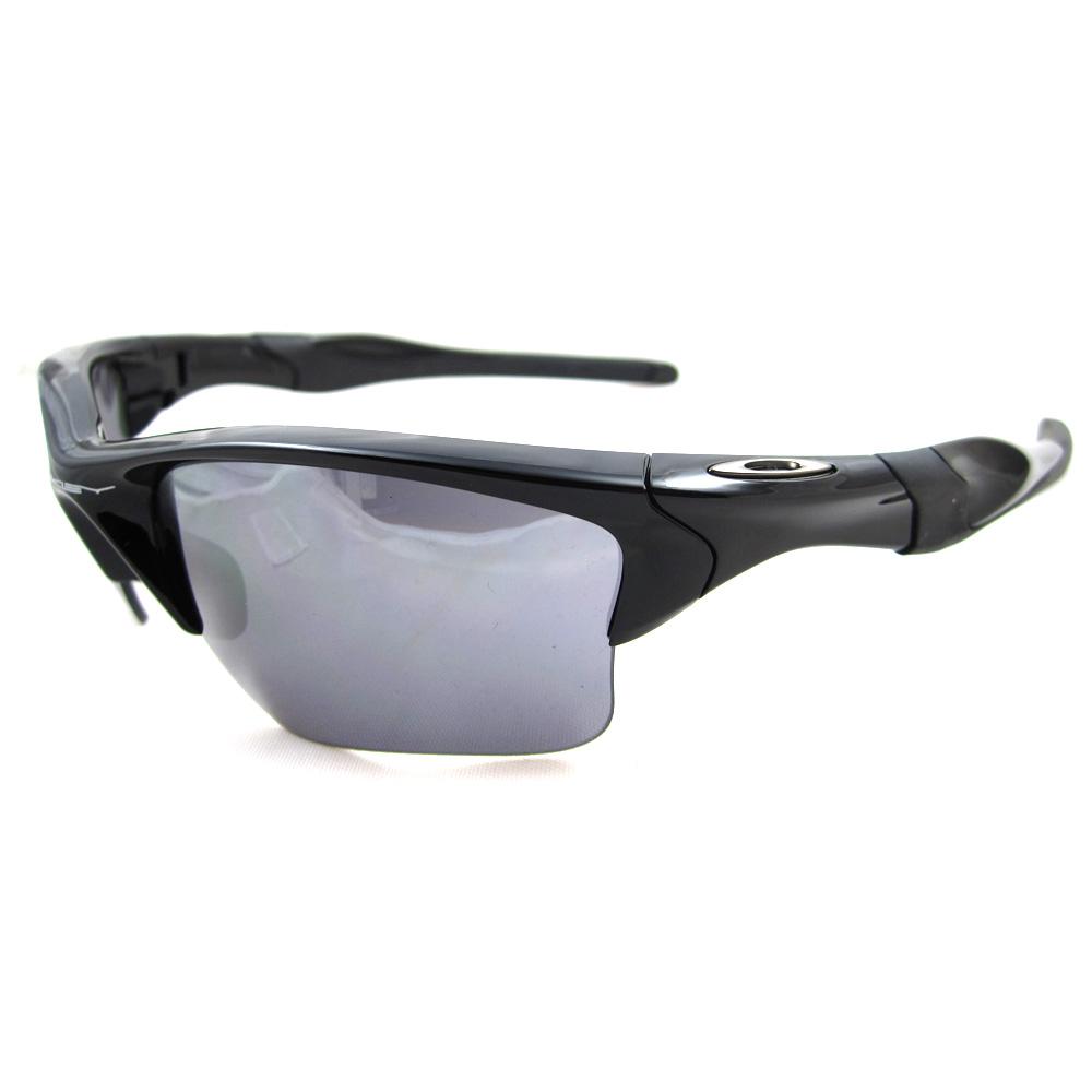 516b26f8b6a Sentinel Oakley Sunglasses Half Jacket 2.0 XL Polished Black Black Iridium  OO9154-01