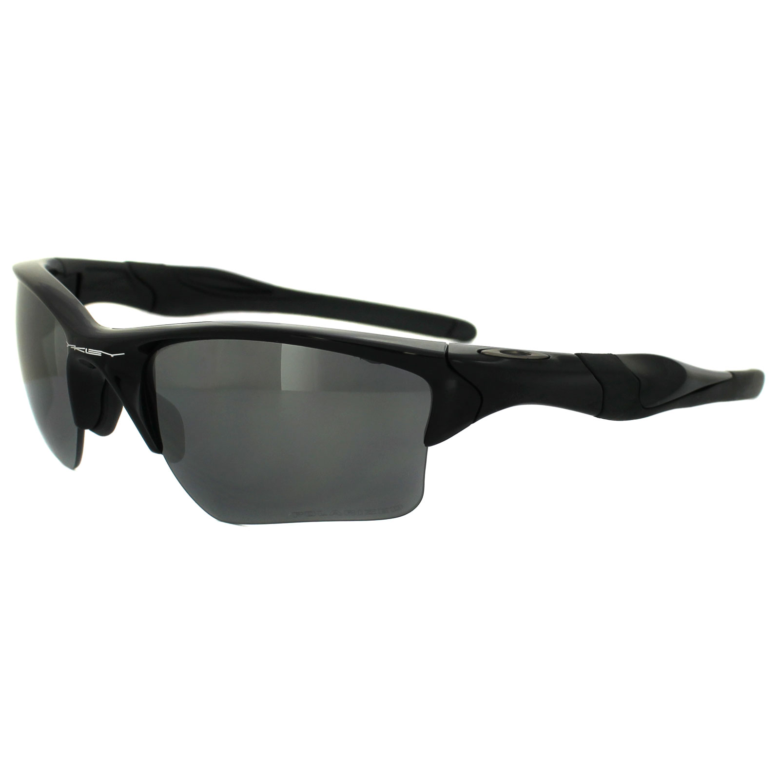 6b54d047ff Sentinel Oakley Sunglasses Half Jacket 2.0 XL Polished Black Iridium  Polarized OO9154-05. Sentinel Thumbnail 2