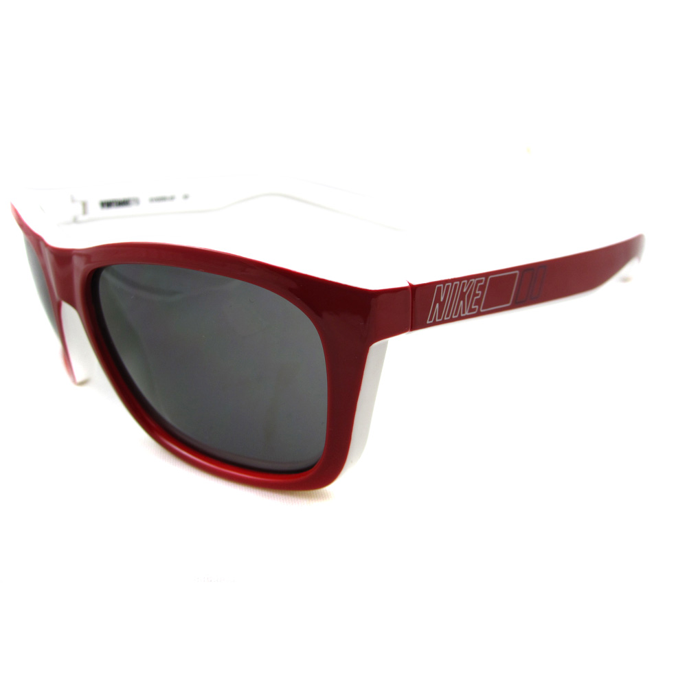8b58a85b02e Nike Sunglasses EVO598 Vintage 73 617 Red White Grey Thumbnail 1 ...