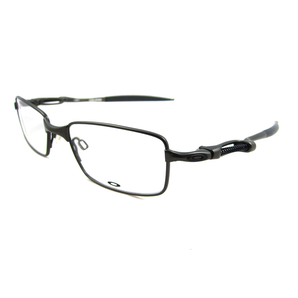 Oakley RX Glasses Prescription Frames Coilover 5043-03 Pewter ...