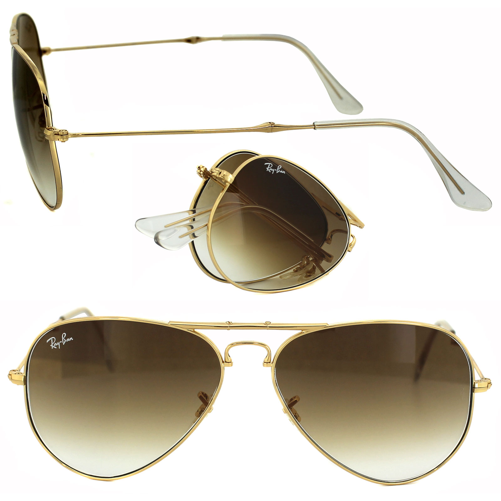 Ray-Ban RB3479 001 58 mm/14 mm bCUUBl