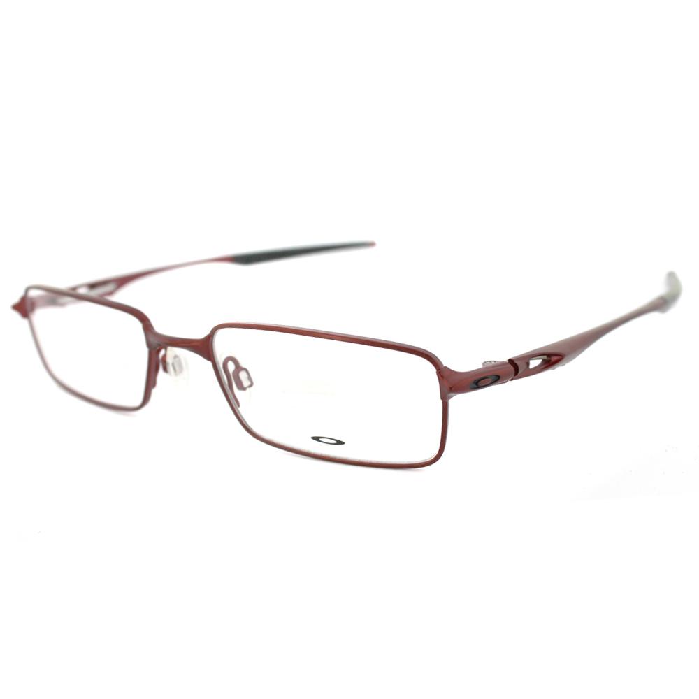 Oakley RX Glasses Frames Mono Shock 3098-04 Brick 700285366999   eBay