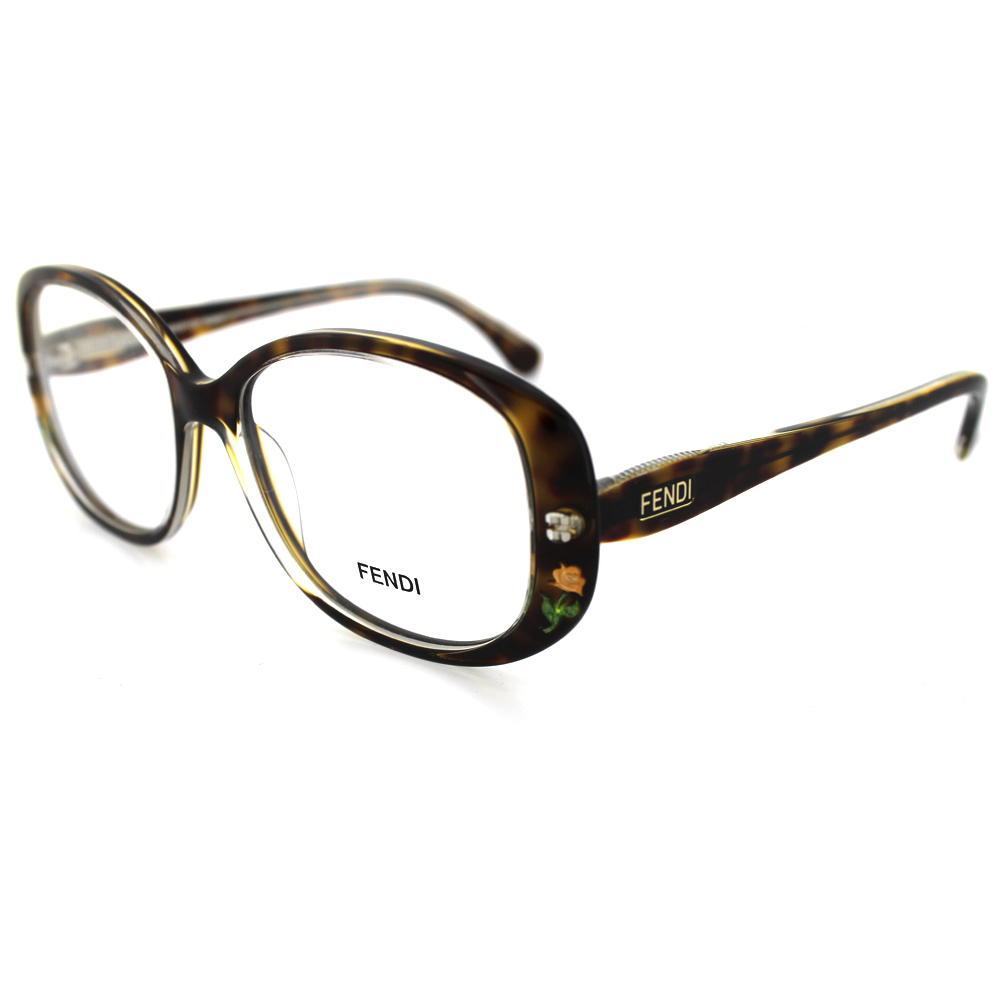 Calvin Klein Round Glasses