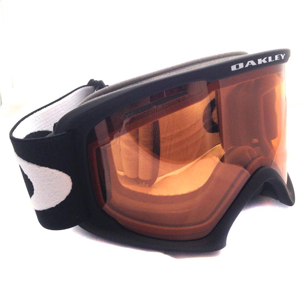 57cd9e4e16c Sentinel Oakley Ski Snow Goggles 02 XL 59-360 Matte Black Persimmon