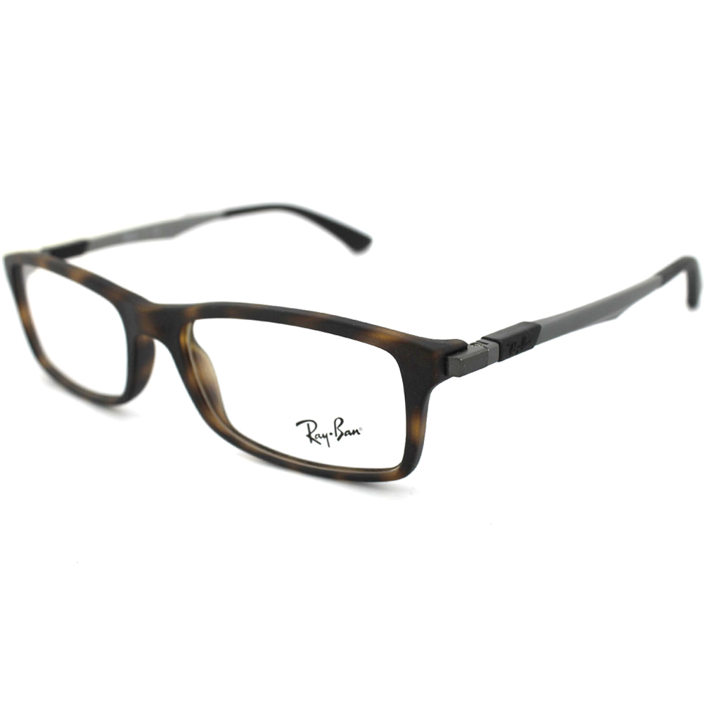 874e1db6fa Ray-Ban Glasses Frames 7017 5200 Matt Havana 8053672061857