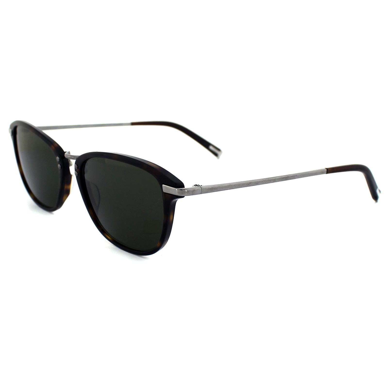 0fe3f2c878f6 Calvin Klein Sunglasses 7106S 214 Havana Green 750778935928