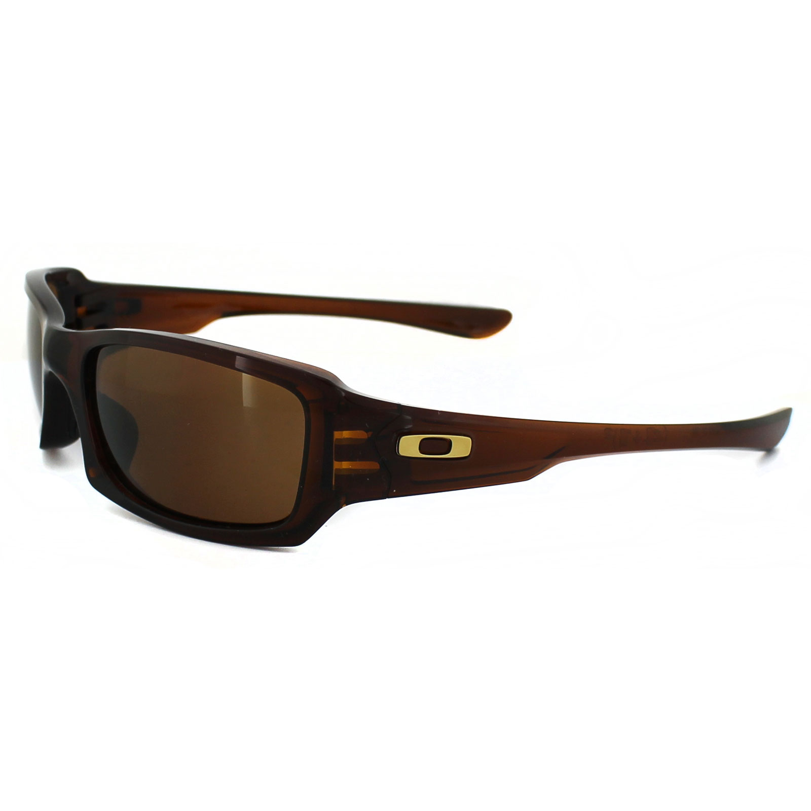 ... coupon code for sentinel oakley sunglasses fives squared oo9238 07  polished rootbeer dark bronze 155fd a1a1e f2340a7bf485