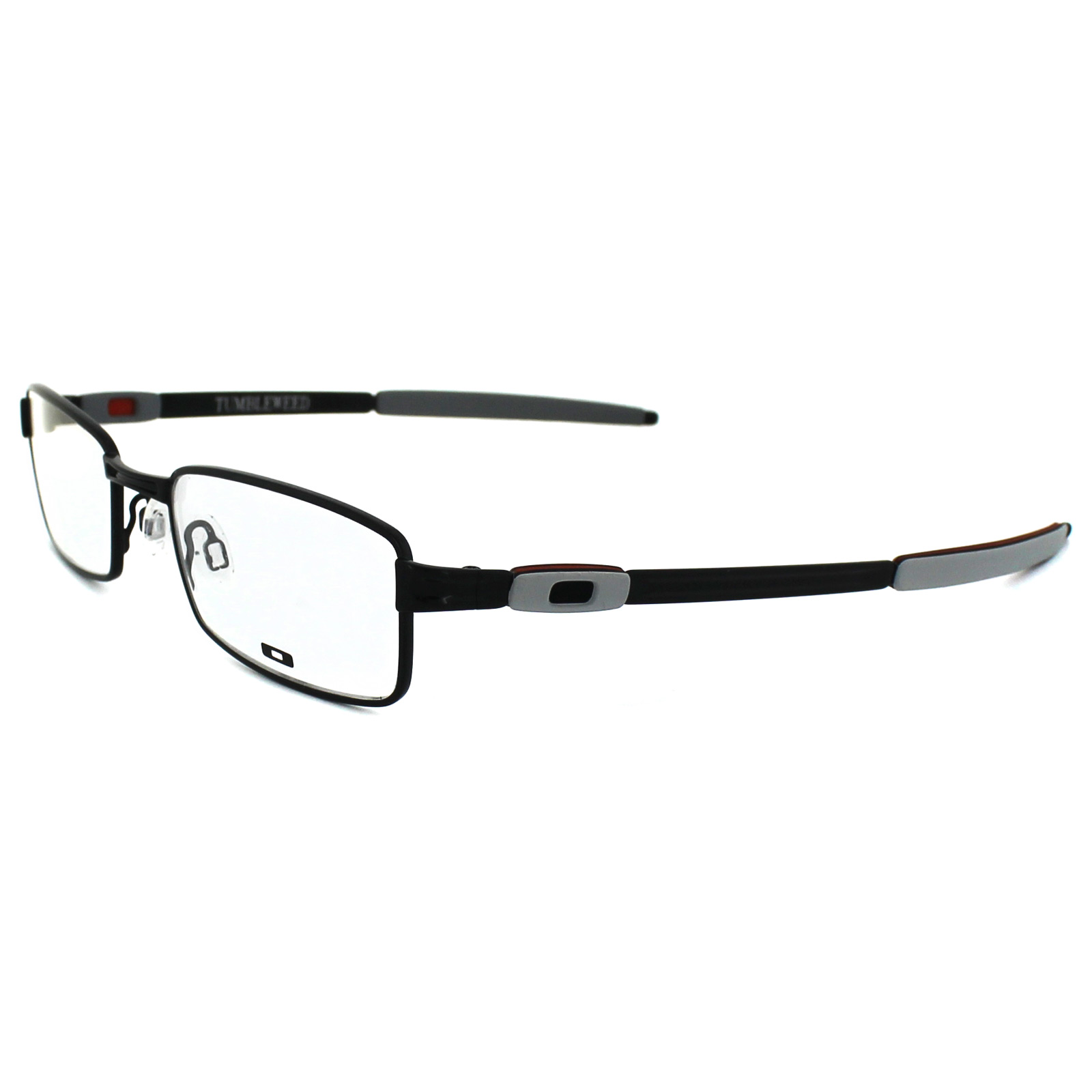 Oakley Glasses Frames Tumbleweed 3112-01 Polished Black 51mm ...