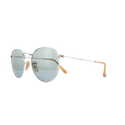 Ray-Ban Round Metal 3447 Sunglasses