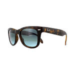 Ray-Ban Folding Wayfarer 4105 Sunglasses Thumbnail 2