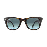Ray-Ban Folding Wayfarer 4105 Sunglasses Thumbnail 3