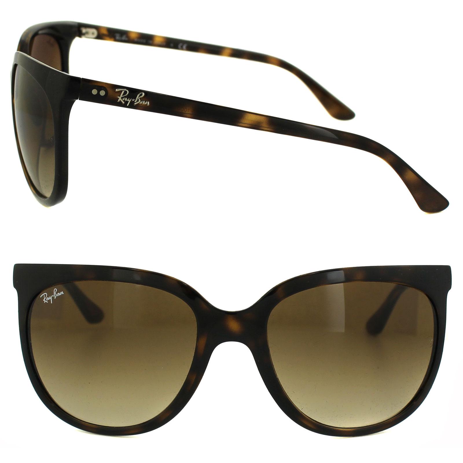 feb27e61141 Cheap Ray-Ban Cats 1000 4126 Sunglasses - Discounted Sunglasses
