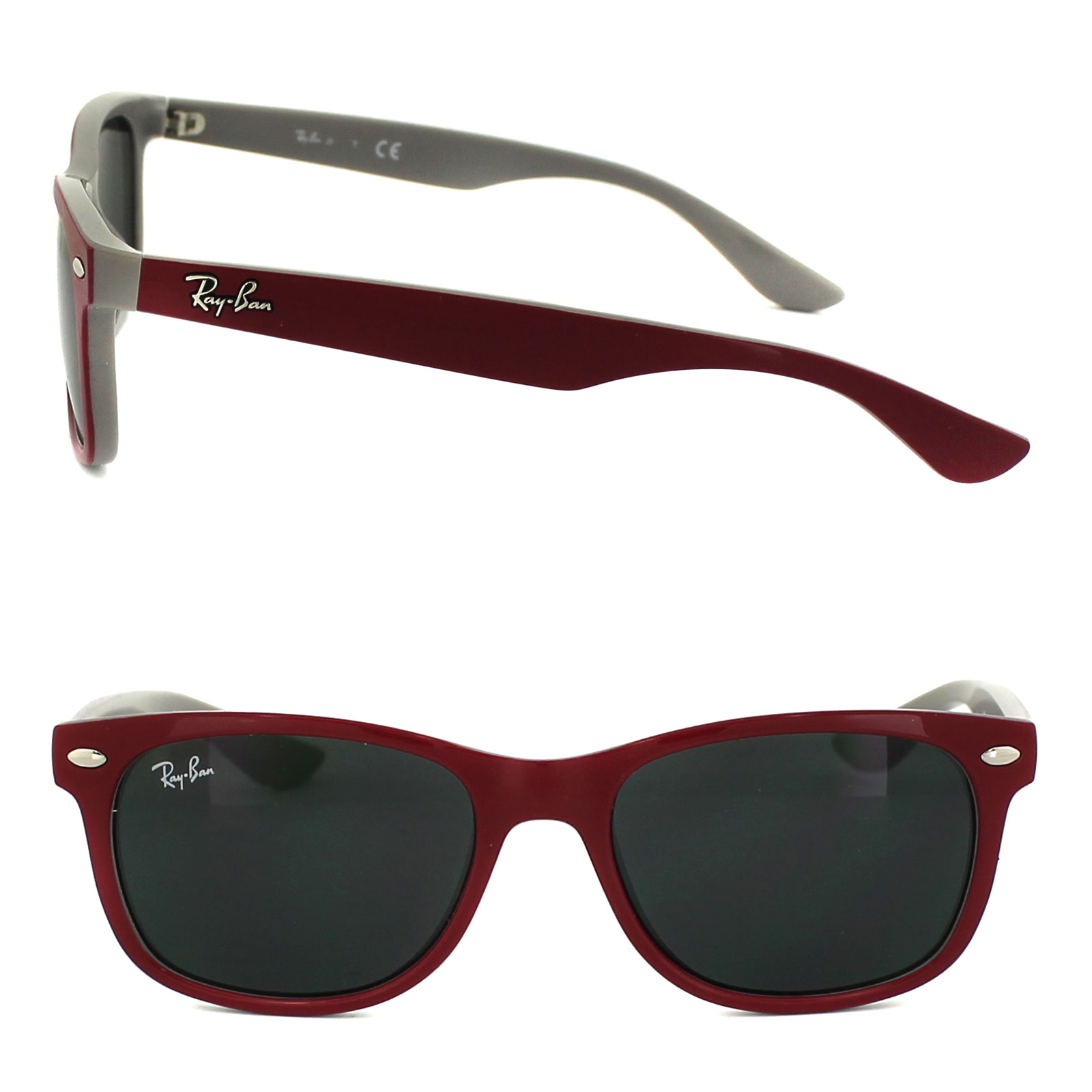 Ray-Ban Junior Sunglasses Ray-Ban sunglasses are the world's most recognisable style and branding in sunglasses, Ray-Ban lead where others follow with their Aviator and Wayfarer designs. The company was founded in and have become the cornerstone of what's hot in the optical fashion world.