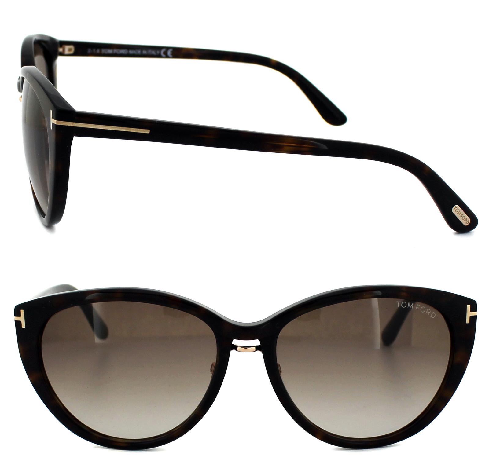 Cheap Tom Ford 0345 Gina Sunglasses Discounted Sunglasses