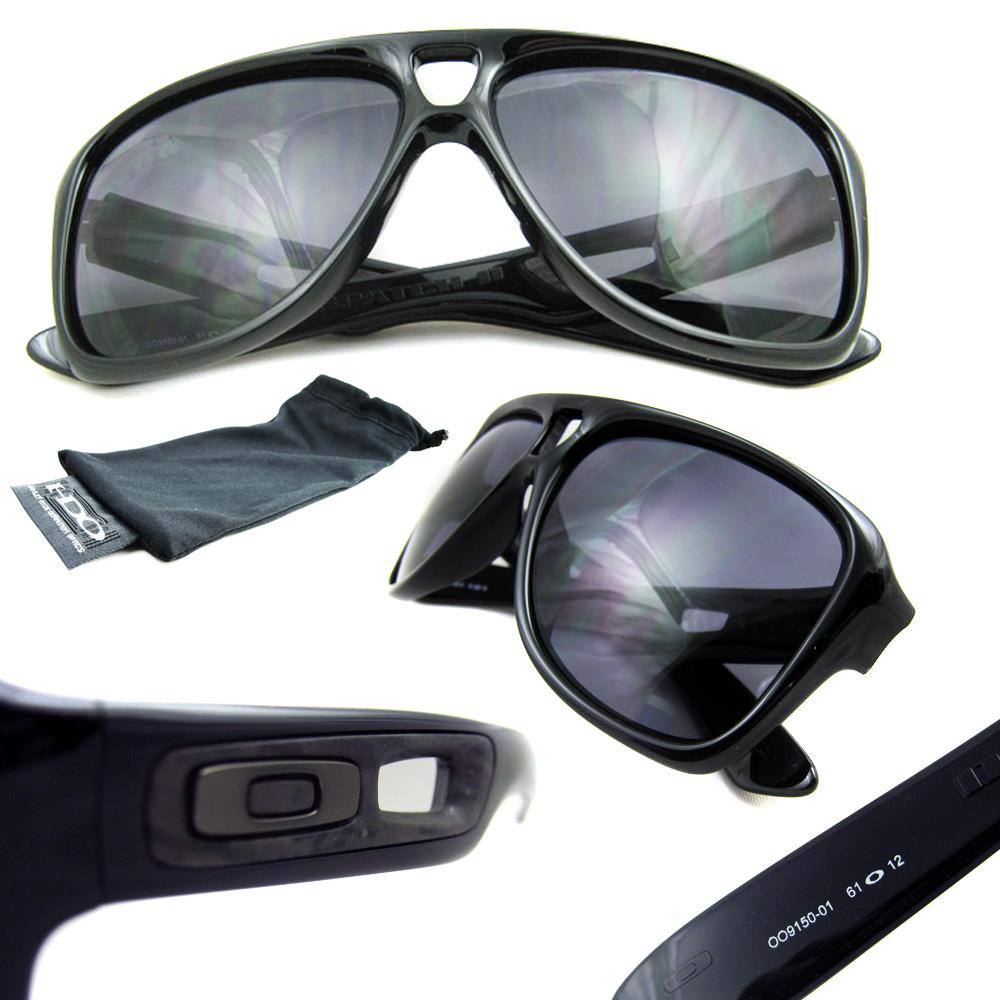 dispatch ii oakley ic46  Oakley Dispatch II Sunglasses Thumbnail 1 Oakley Dispatch II Sunglasses  Thumbnail 2