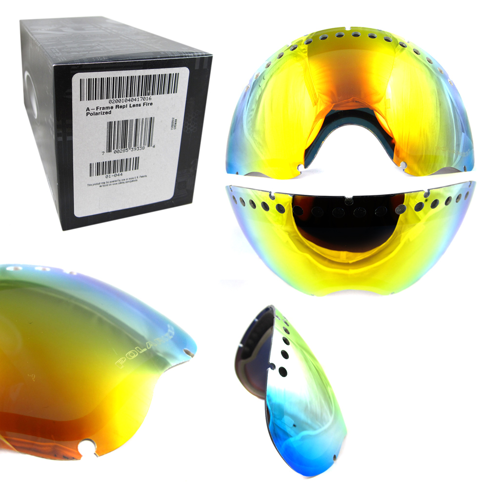 oakley a frame goggles replacement lenses thumbnail 2