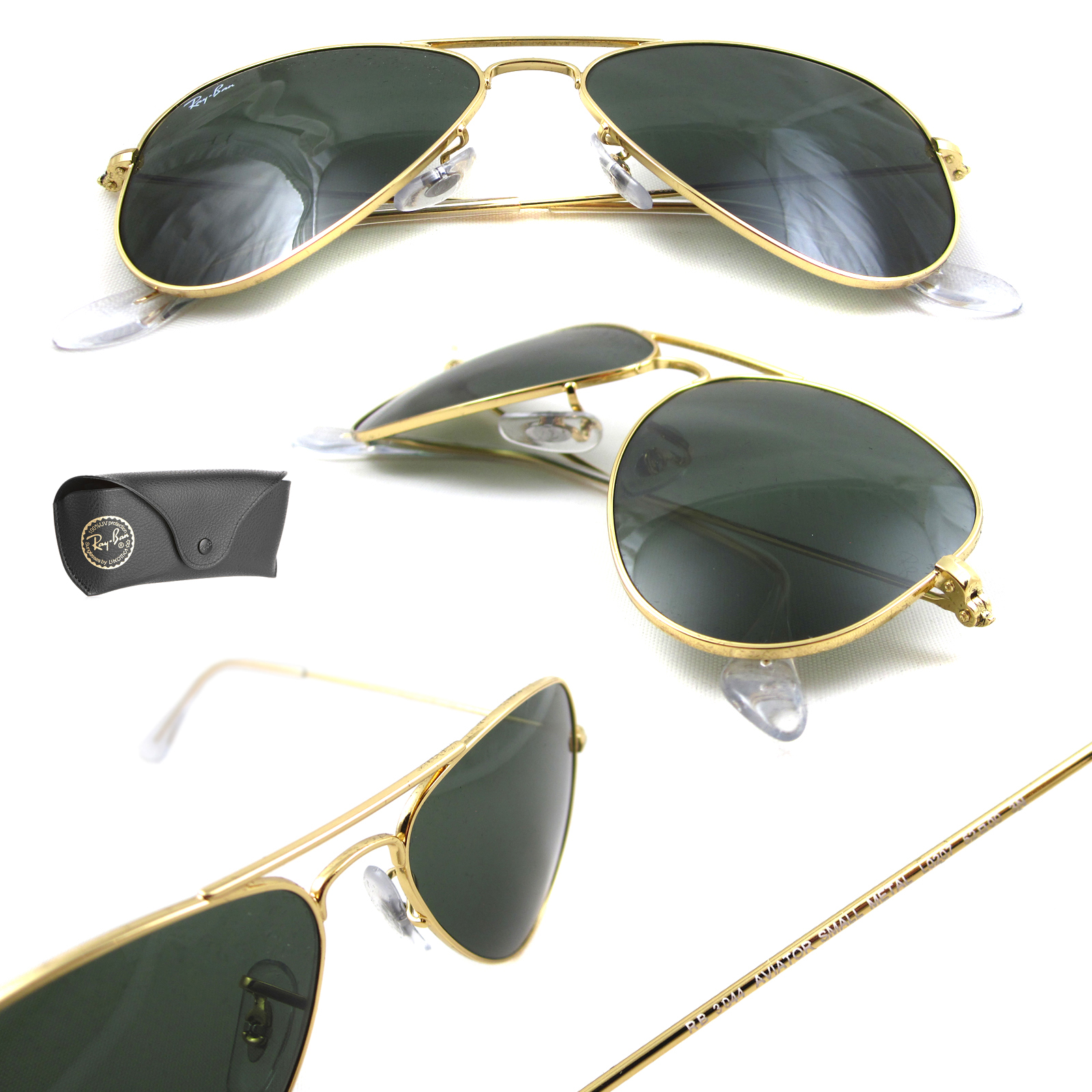 aviator sunglasses ray ban small