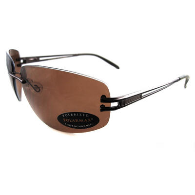 Serengeti Sunglasses Roggia 7078 Shiny Espresso Brown Driver Polarized