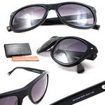 Hugo Boss Sunglasses 0103 807 EU Black Grey Gradient Thumbnail 2